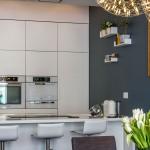 Earls Court Luxury Flat Kitchen - Katy Ellis Interior Design