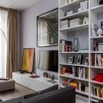 Earls Court Luxury Flat Lounge - Katy Ellis Interior Design