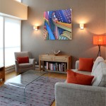 River Thames Pentouse Interior Design By Katy Ellis