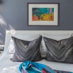 Chiswick Flat Bedroom - Katy Ellis Interior Design
