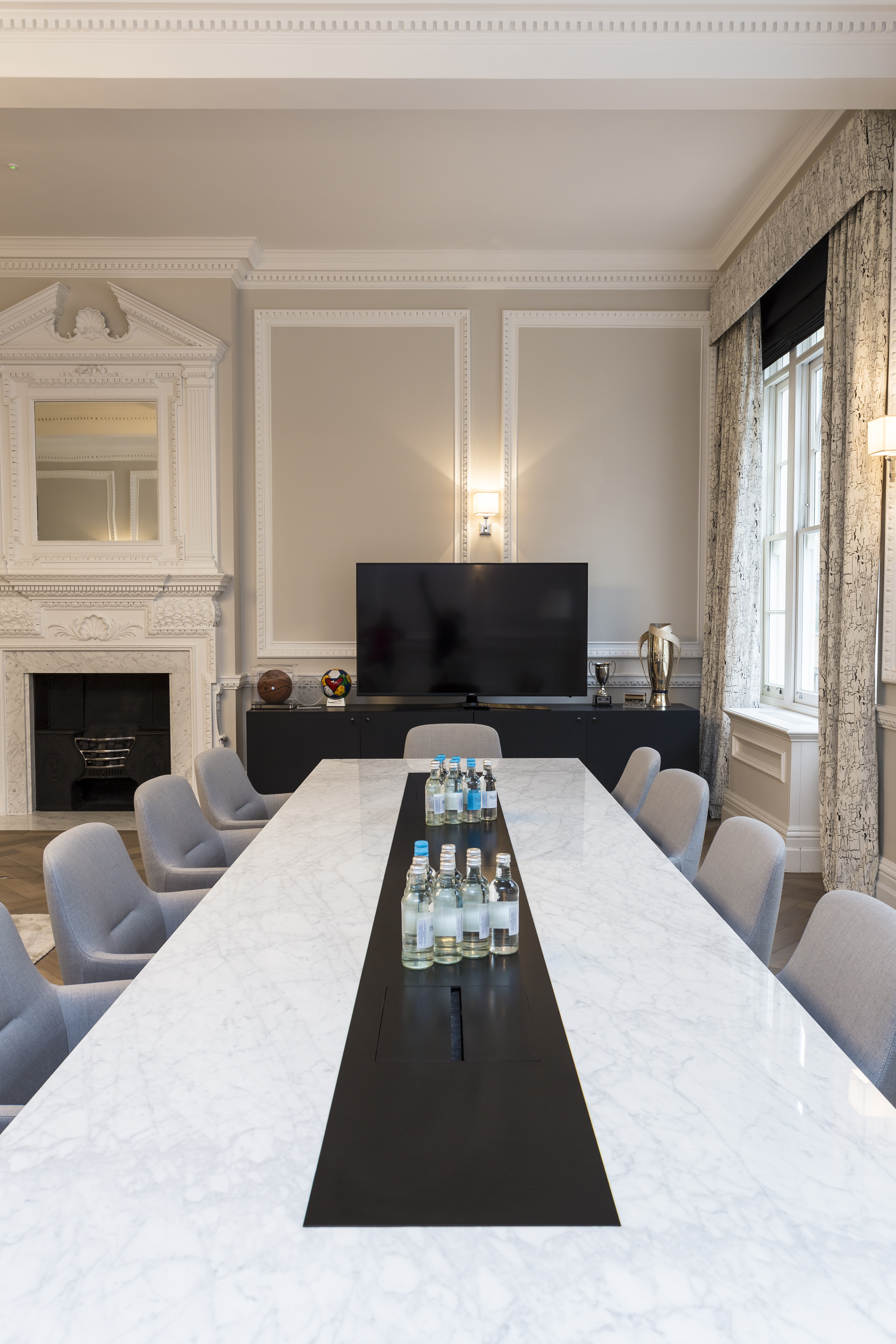 Elite office in mayfair portfolio katy ellis interior for Elite design