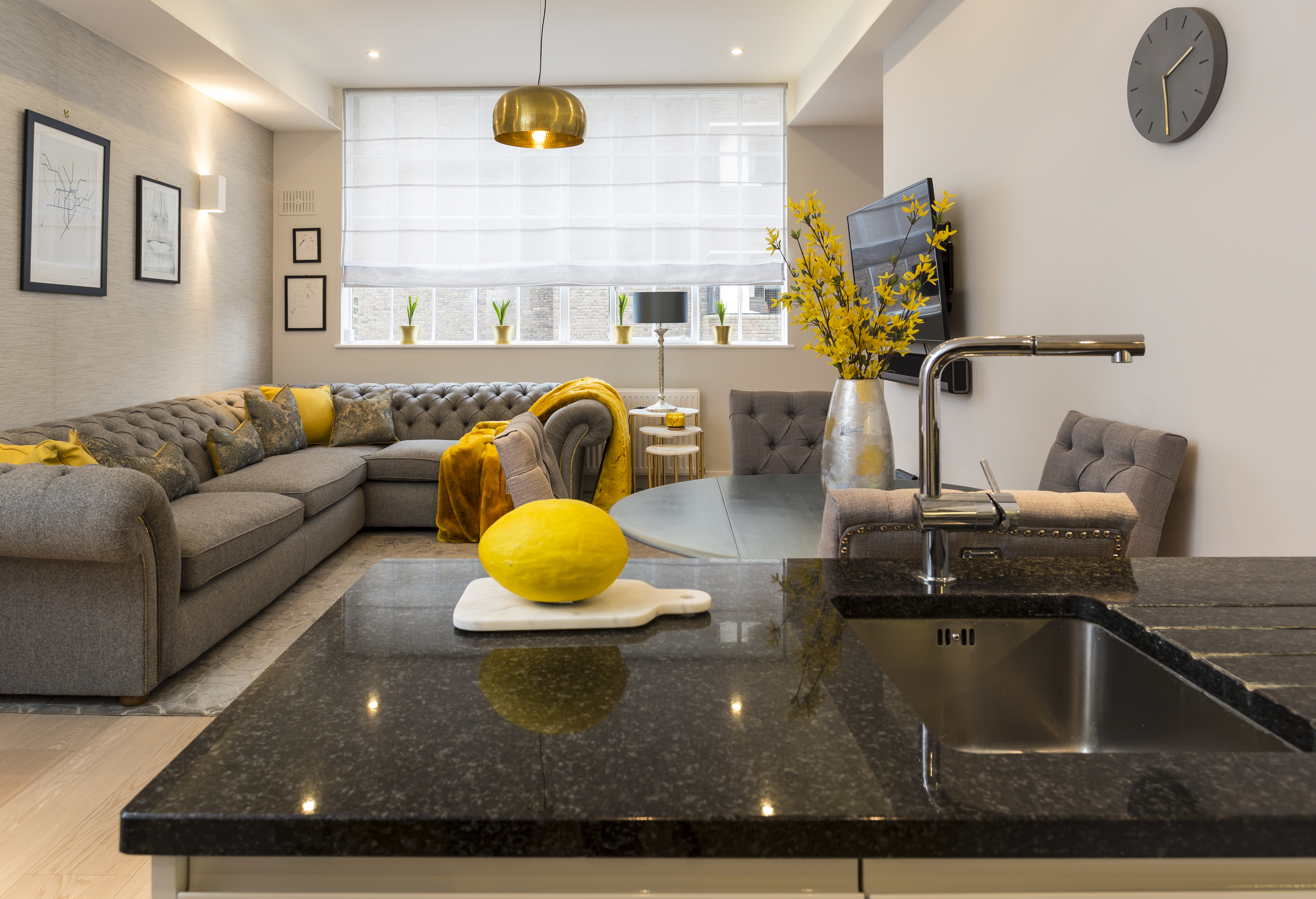 We Knew Exactly Where To Go To Find Affordable And Well Made Furniture To  Suit The Budget, And The Client Was Delighted With The Transformation.